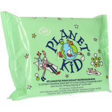 Lingettes BIO pour enfants -  40 lingettes