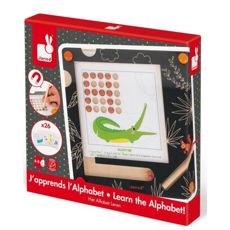 Coffret Alphabet ABC Animo - à partir de 4 ans #