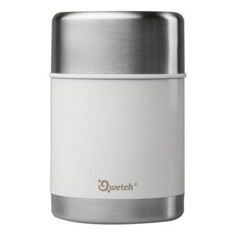 Lunch Box isotherme Blanc brillant - 500 ml