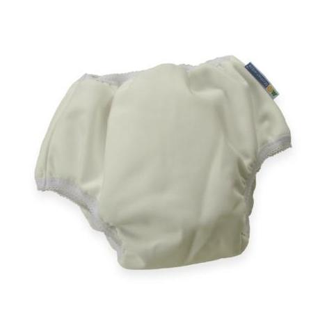 Lot de 2 culottes d'apprentissage de jour - Vert et Blanc