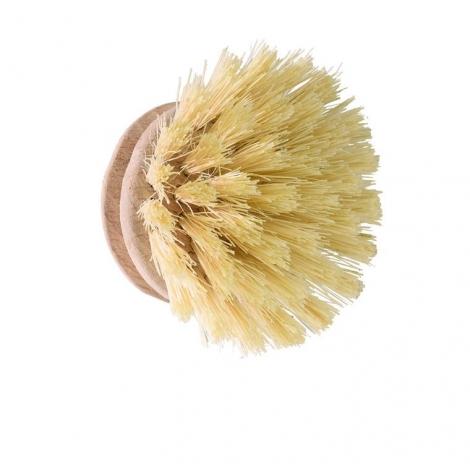 Brosse vaisselle en bois et fibres