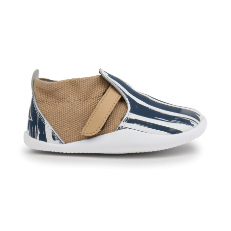 Chaussures Step Up Street - Xplorer Paint Navy + White - 500041