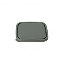 Couvercle gris de rechangeTo-Go - pour boîte médium 850 ml