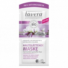 Masque de soin lissant Bio 2 x 5 ml