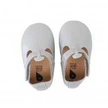 Chaussons 4372 - Sandales argentées