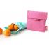 Pochette casse-croûtes lavable et réutilisable Snack'n'Go - Eco Pink