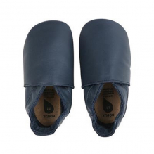 Chaussons 000-01 - Navy Simple Shoe