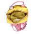 Sac-à-dos large 'Zipper Yellow'