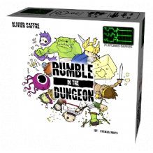 Rumble In The Dungeon - à partir de 8 ans *