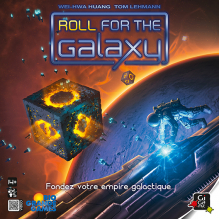 Roll for the Galaxy - à partir de 14 ans
