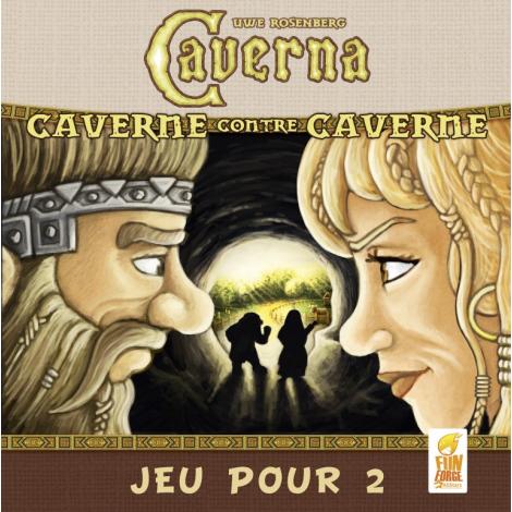 Caverna 2 joueurs - à partir de 12 ans