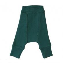 Pantalon évolutif en laine pour bébé - Vert Sequoia