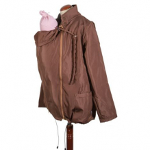 "Veste de portage ""Two-Way Deluxe"" - Wenge / Noisette"
