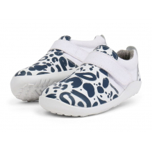 Chaussures I-walk - Aktiv shoe White + Navy - 6339014