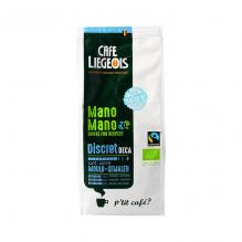 Café Bio et Fairtrade moulu - Discret déca - 250 g