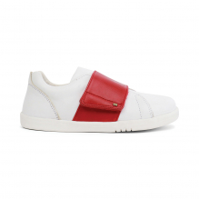 Chaussures Kid+ sum - Boston Trainer White + Red - 835406