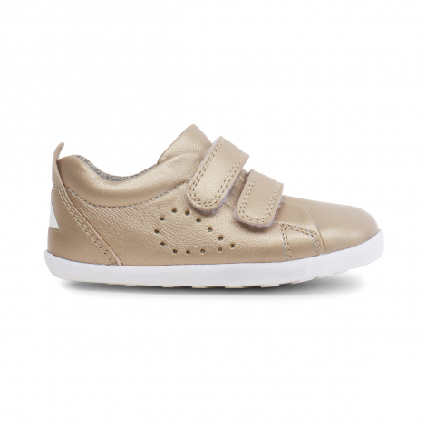 Chaussures Step up - Grass Court Casual Shoe Gold - 728918