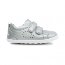 Chaussures Step up - Grass Court Casual Shoe Silver - 728916