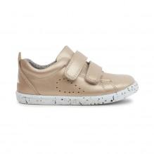 Chaussures I walk - Grass Court Casual Shoe Gold - 633706
