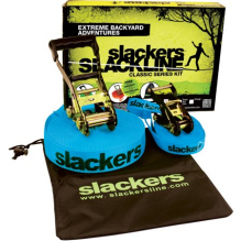 Slackers Slackline - classic série kit - à partir de 5 ans