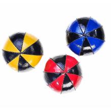 Balles de jonglages bicolores - 120 g - 3 balles