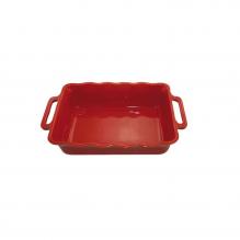 Moule à cake - plat en céramique Cerise - 34 cm