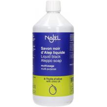 Savon noir d'Alep liquide multi-usage - 1 litre