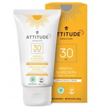 Crème solaire hypoallergénique SPF 30 - tropical - bien être durable - 150 g