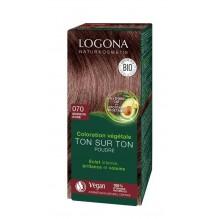 Soin colorant végétal en poudre - 070 Marron doré