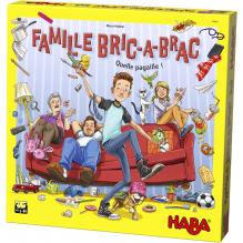 Jeu Famille Bric-à-Brac - Quelle pagaille !