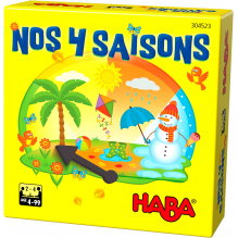 Jeu Nos 4 saisons