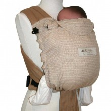 Porte bébé Baby Carrier - version SLIM - Nature