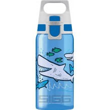 Gourde sans BPA - 500 ml - Viva One - Requins