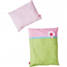 Parure de lit pour poupée Magie du printemps - à partir de 18 mois