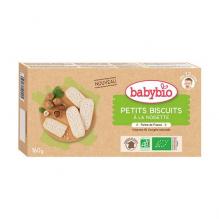 Petits biscuits - Noisette - à partir de 12 mois