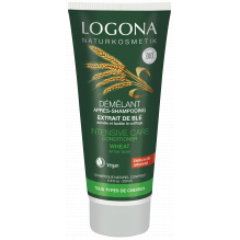 Après shampooing démêlant Extrait de blé  - 200 ml