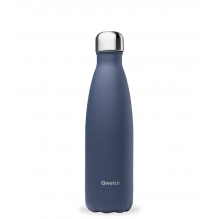 Bouteille nomade isotherme - 500 ml - Bleu nuit