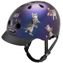 Casque vélo - Street - Space Cats - M