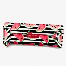 Wrap: Watermelon Stripe