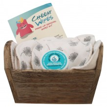 Kit de lingettes démaquillantes lavables - Dandelion
