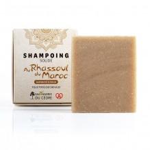 Shampooing solide - Rhassoul du Maroc - 100 g
