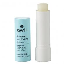 Baume à lèvres au beurre de karité BIO - 4 g