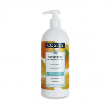 Crème de lait corps BIO pour peaux sèches aux agrumes - 500 ml