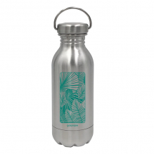 Gourde Daily MINI Inox - imprimée Jungle - 330 ml