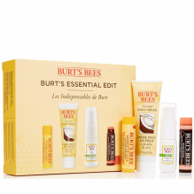 Coffret des indispensables de Burt's Bees