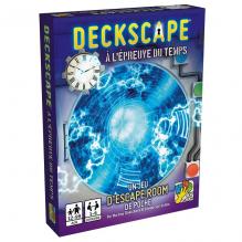 Deckscape - A l'épreuve du temps - à partir de 12 ans