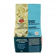 Paillettes de savon végétal bio - 1 kg
