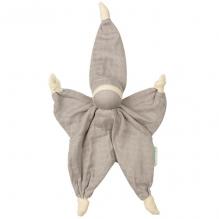 Doudou Sisco tétra - gris - dès la naissance