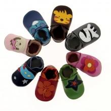 Commande de chaussons Bobux ne figurant pas sur le site (S à XL)