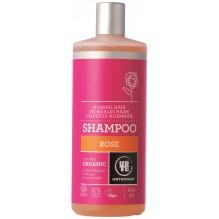 Shampooing pour cheveux normaux à la rose BIO 500 ml
